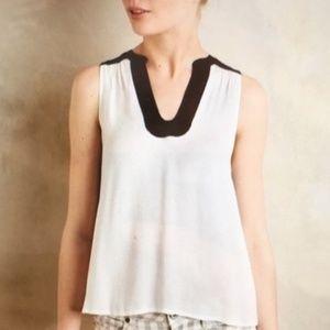 Black& White Maeve Staple Sleeveless Top